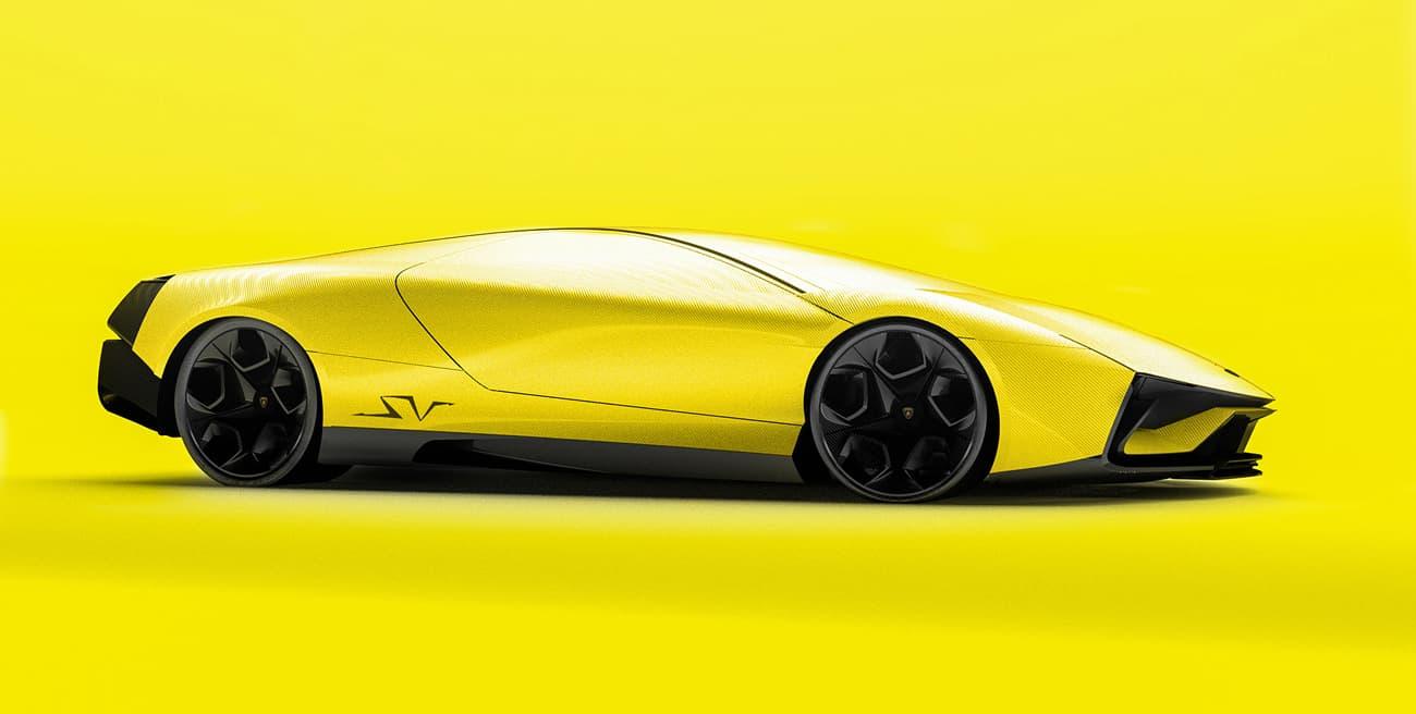 Lamborghini Pura Concept Car