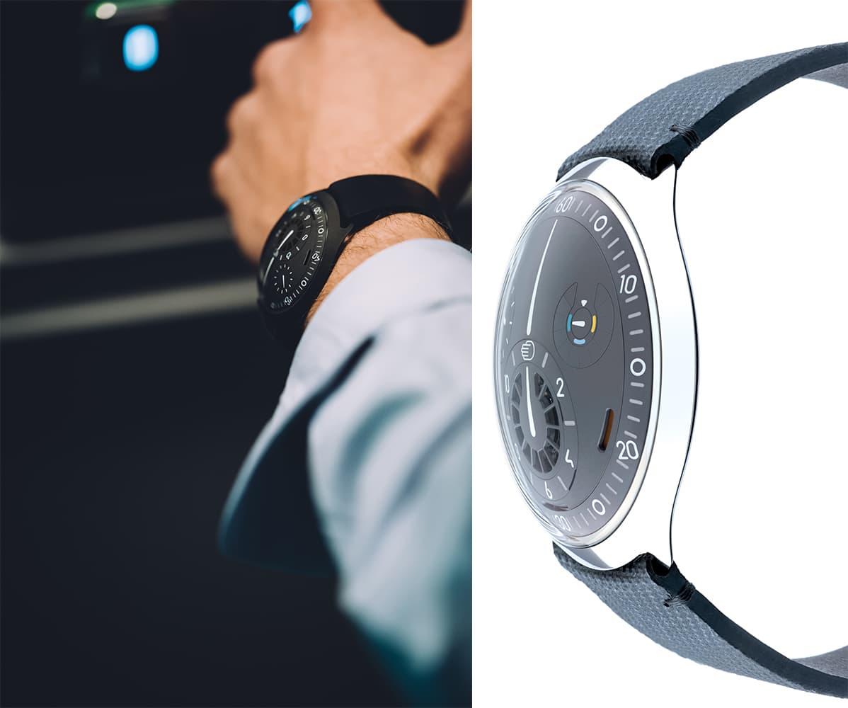 Ressence Type2 Hybrid Watch