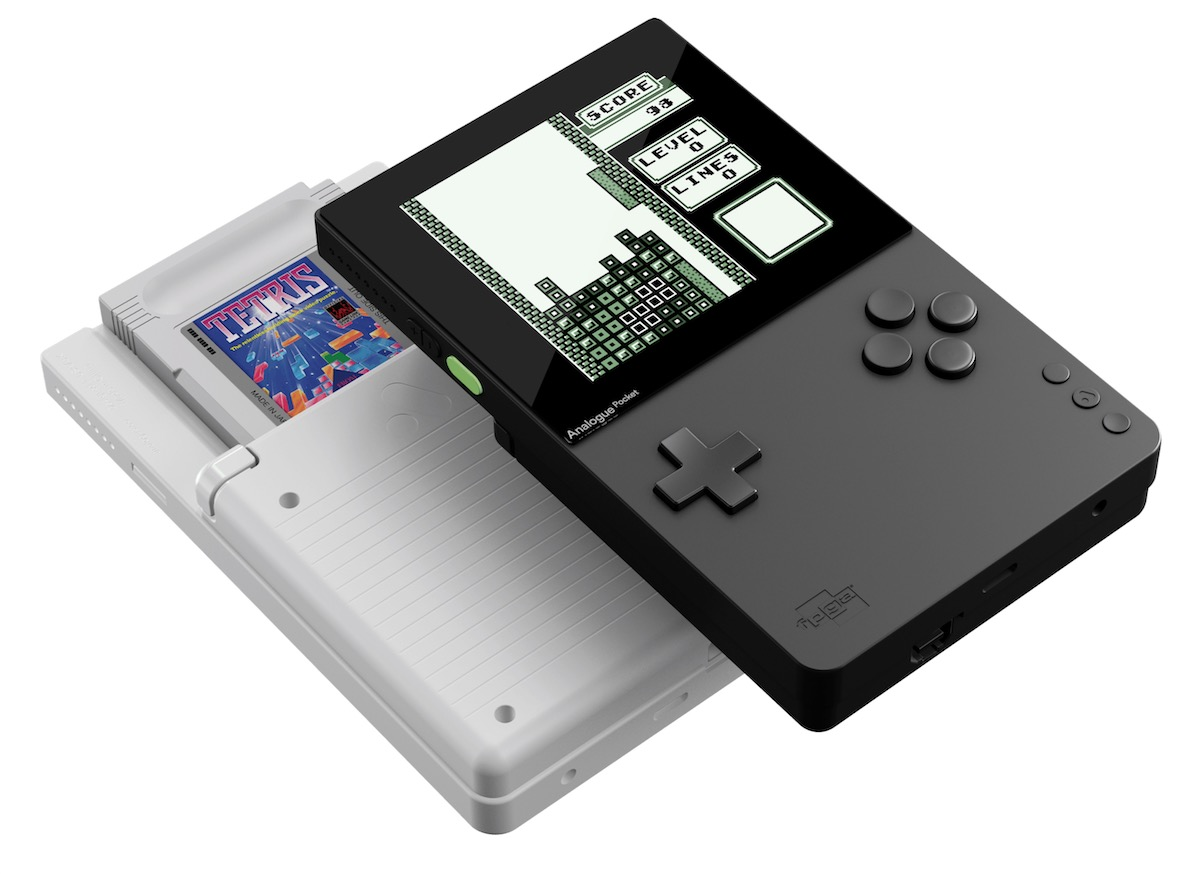 Analogue Pocket - ein würdiger Game Boy Nachfolger