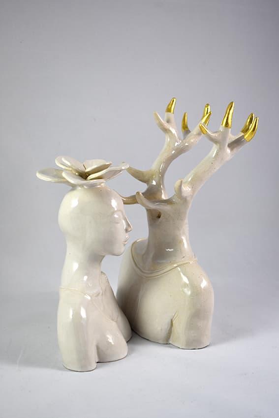 Anna Mars - Skulpturen