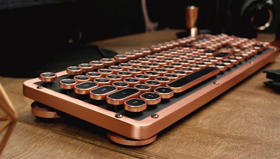 Azio Retro Classic Mechanical Keyboard