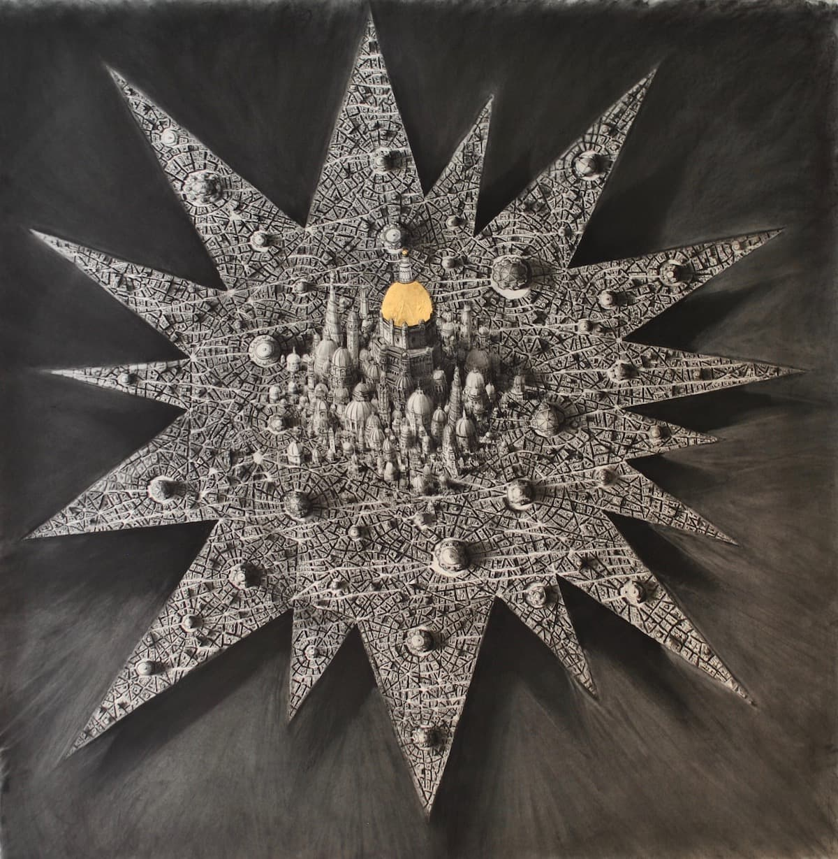 Benjamin Sack - Labyrinths