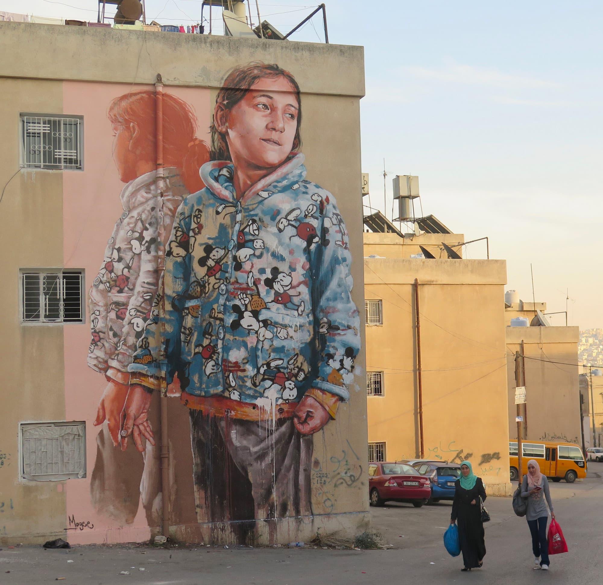 Fintan Magee - Street Art