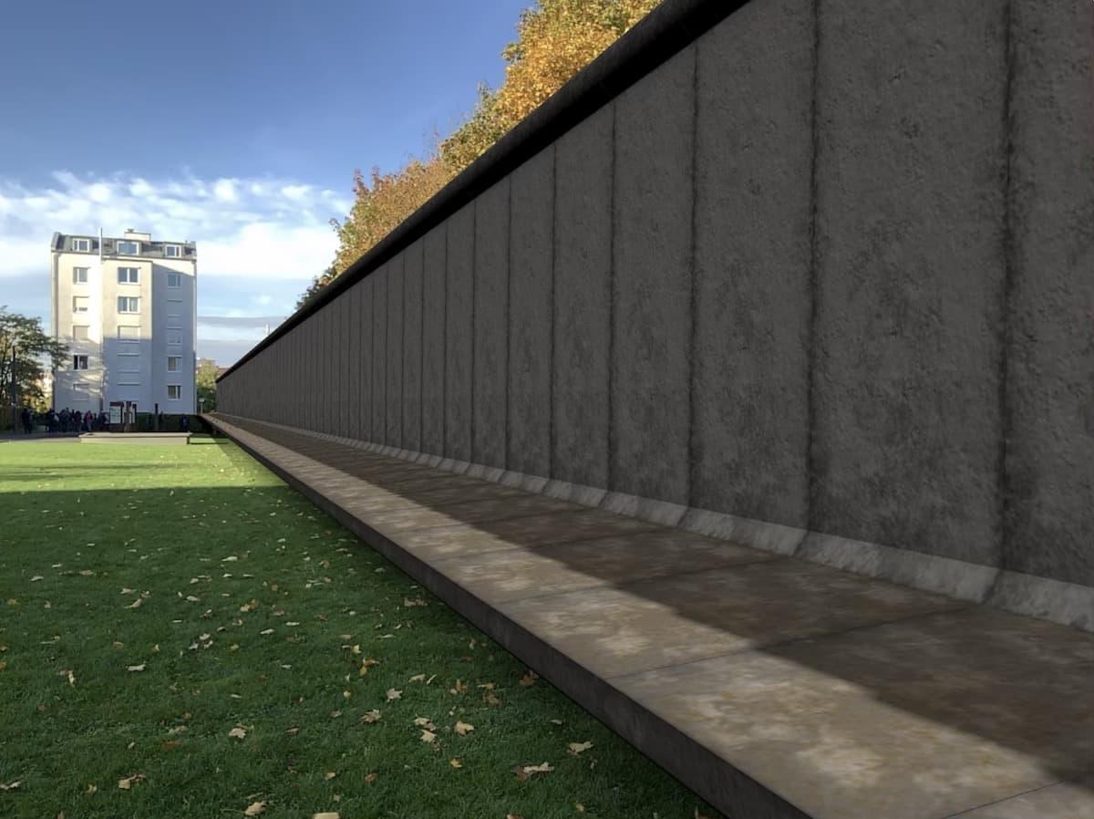 MauAR - AR-Dokumentation über die Berliner Mauer