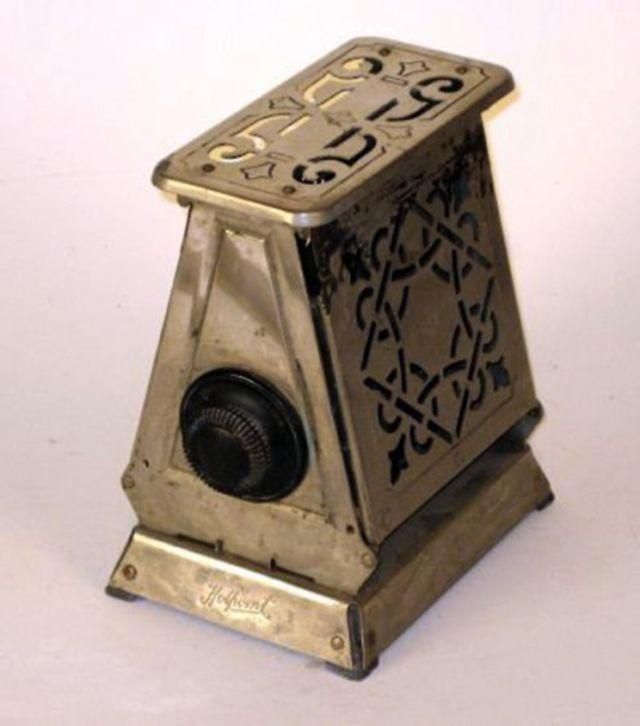 Toaster-Designs aus den 1920er Jahren - Turnover