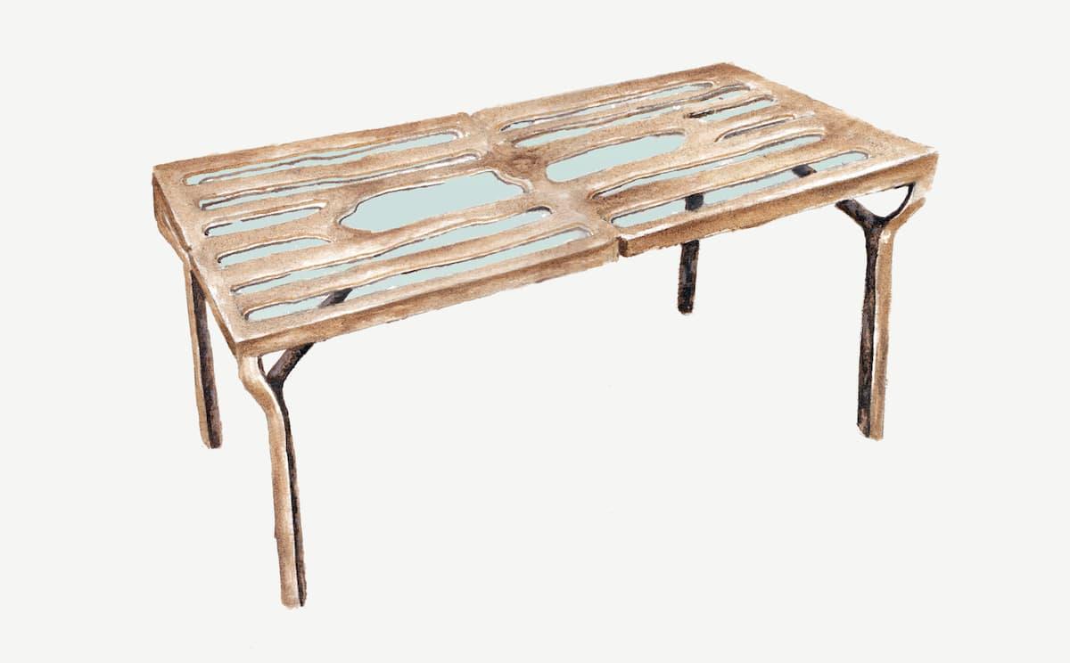 Fullgrown - natürlich gewachsene Möbel von Gavin und Alice Munro