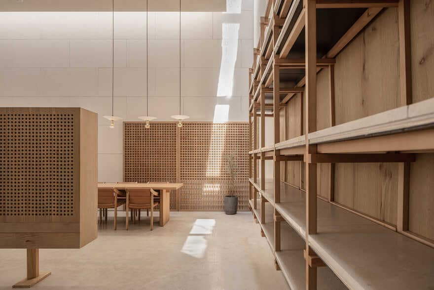 TEA Community Centre von Waterfrom Design