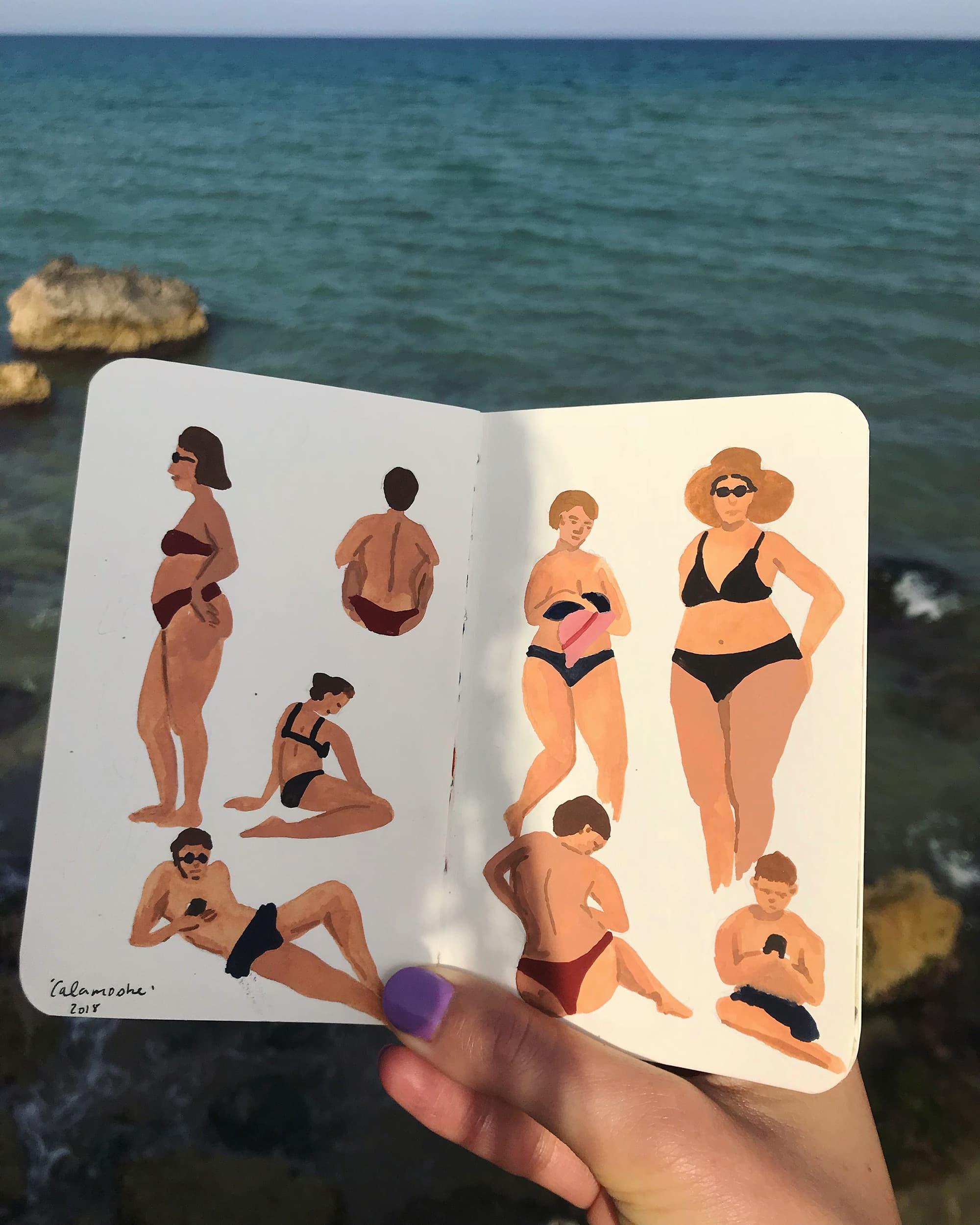 Angela McKay Illustrationen