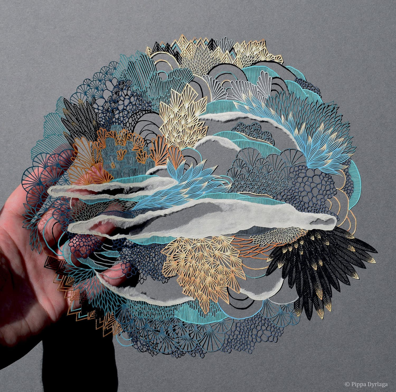 Pippa Dyrlaga Papierfiguren Design