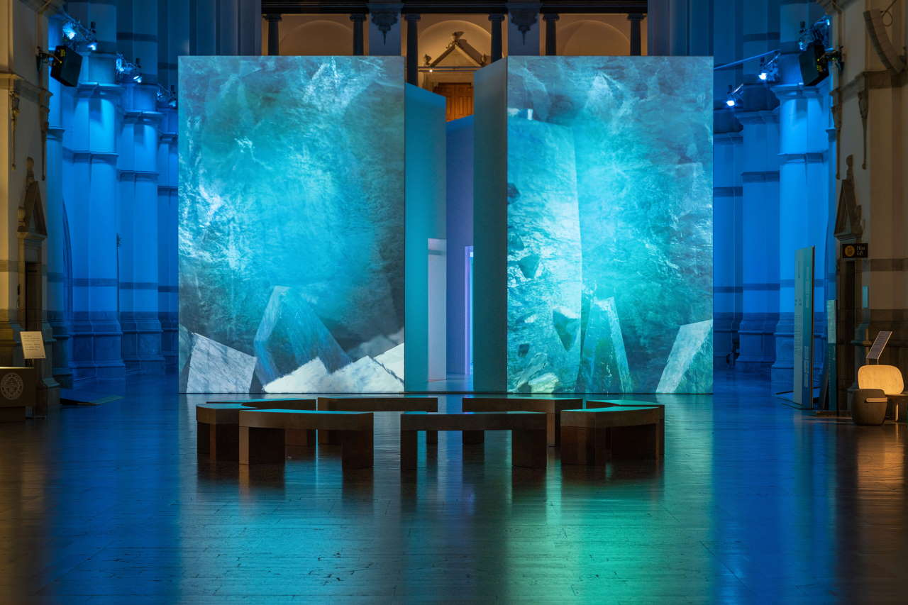 The Arctic - While the ice is melting - Ausstellung Stockholm