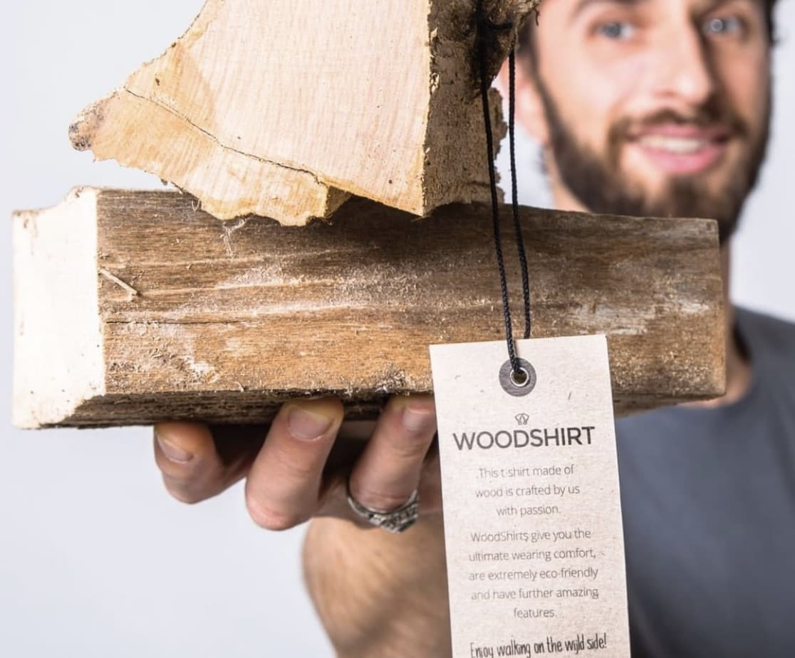 wijld WoodShirts - Kleidung aus Holz