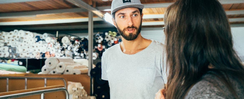 wijld WoodShirts - Kleidung aus Holz