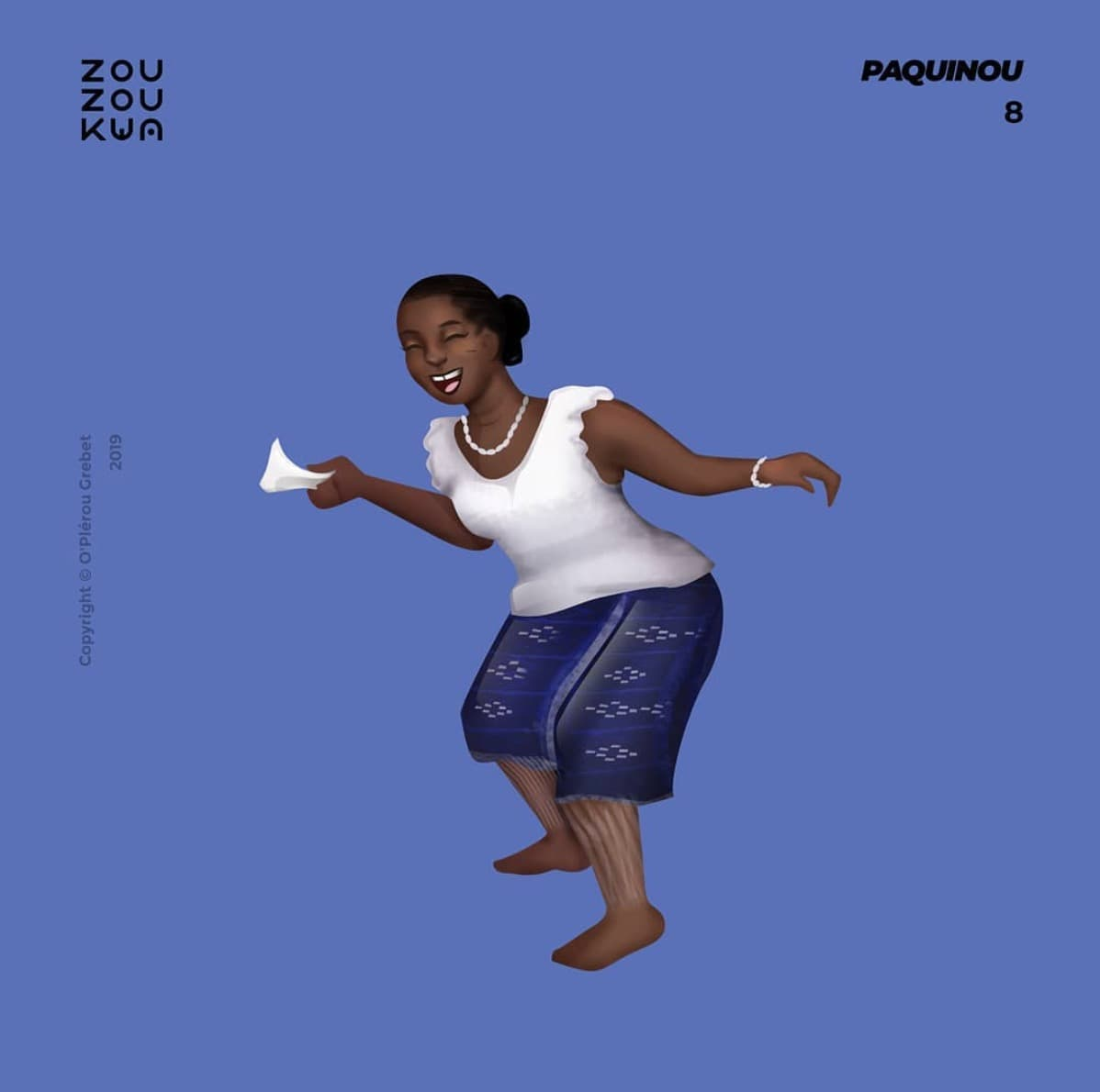 Grebet - Zouzoukwa - Afrikanische Emojis