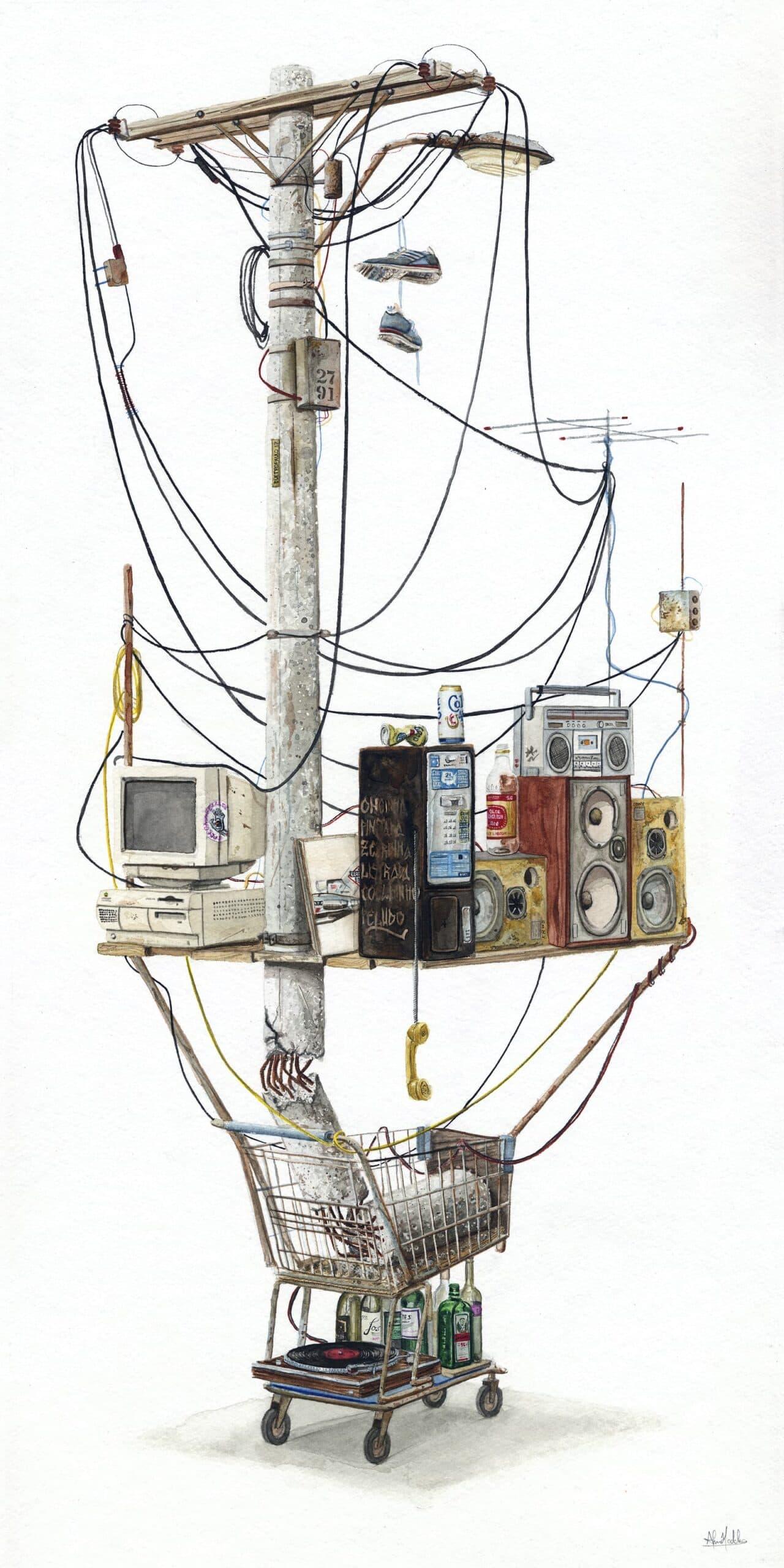Alvaro Naddeo Aquarelle Design