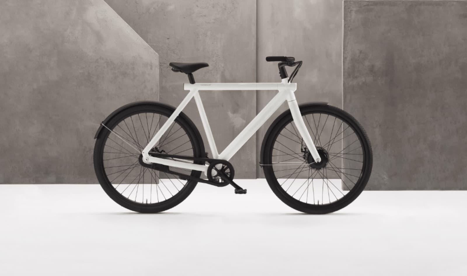 VanMoof präsentiert neue E-Bikes