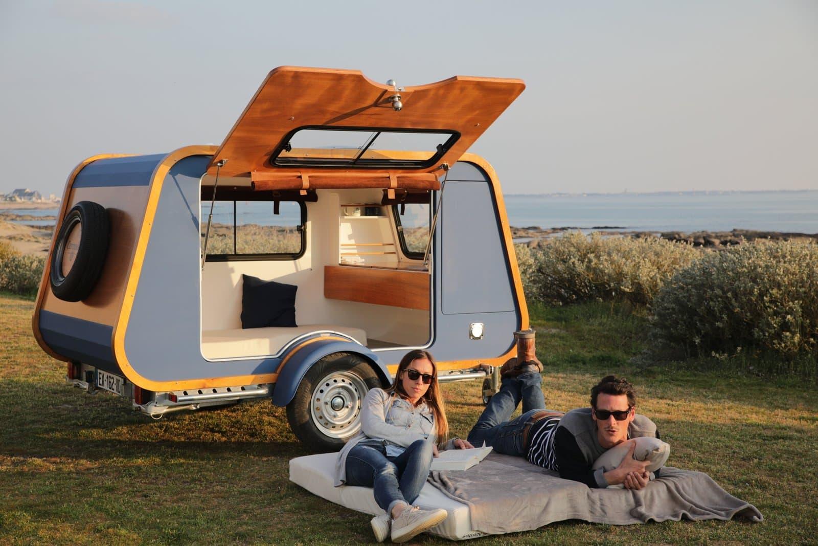 Carapate Mini Camper Design