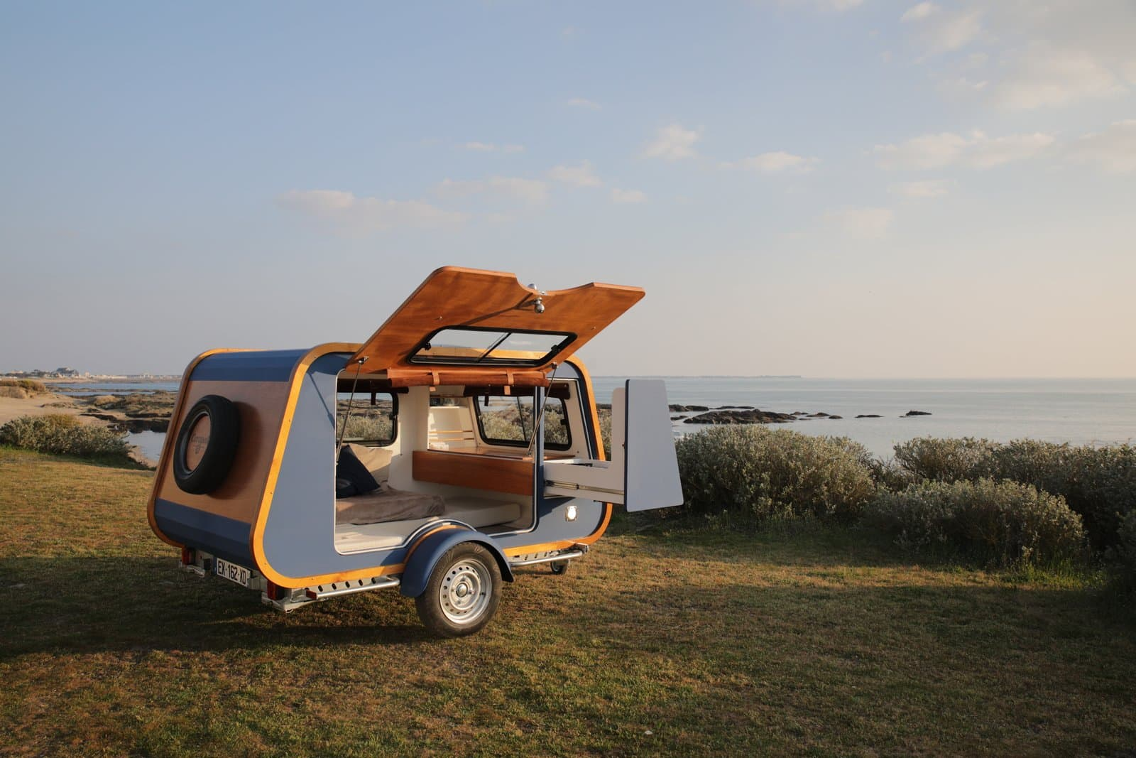 Carapate Mini Camper Design