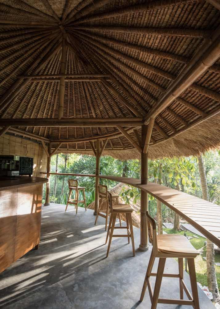 Alexis Dornier - Treehouse Hotel in Bali