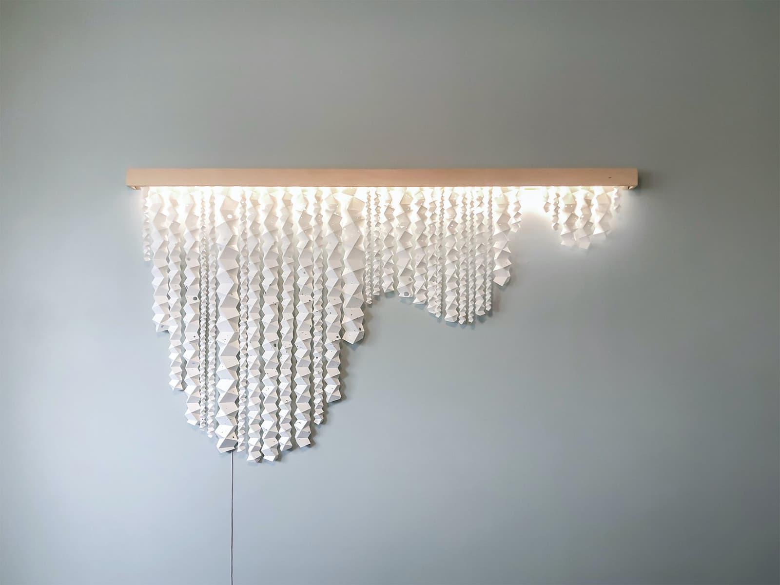 Zai Divecha Papierskulpturen Design