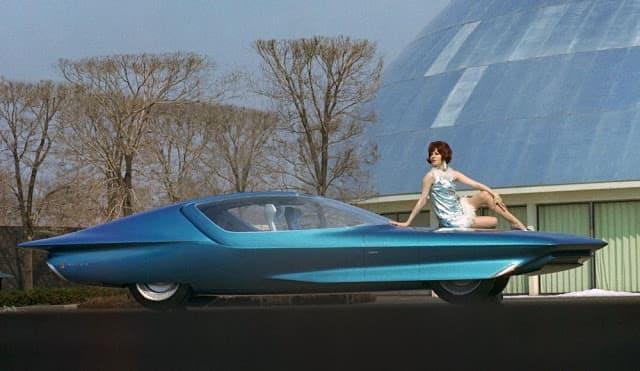 Autonomes Fahren: Der Buick Century Cruiser von 1969