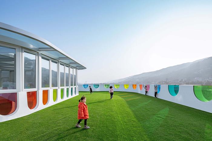 Caleidoscope Kindergarten von SAKO Architects