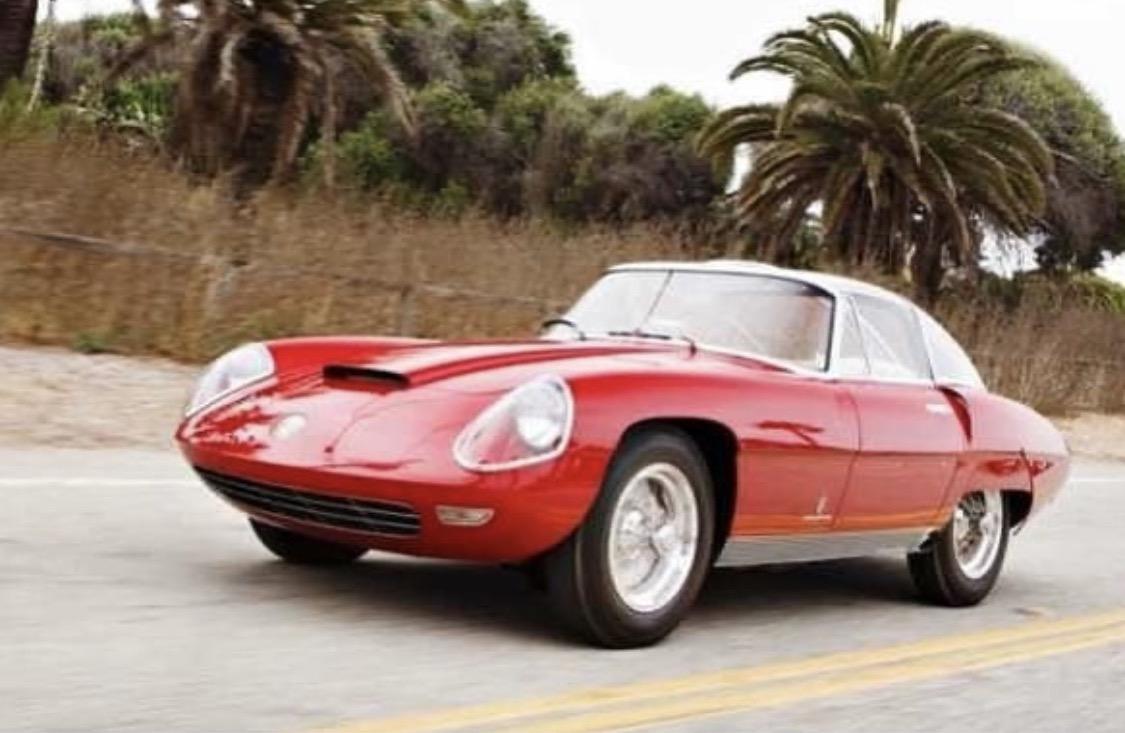 Alfa Romeo Super Flow IV von 1960
