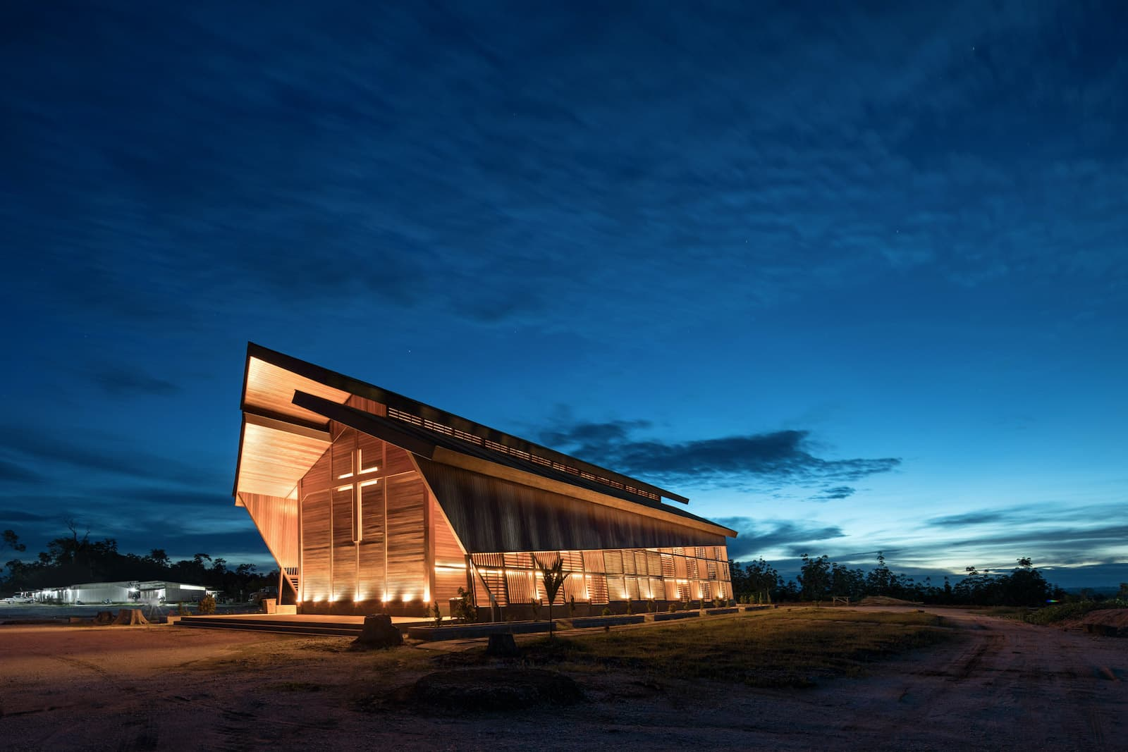 Oikumene Church Indonesia TSDS Architects