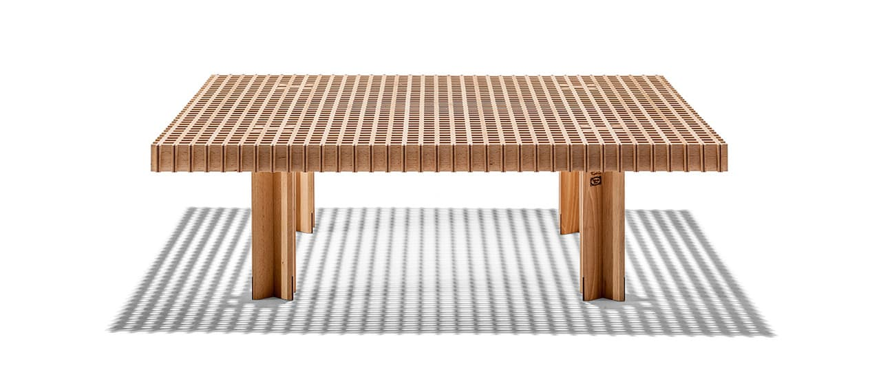 Kyoto Table von Gianfranco Frattini