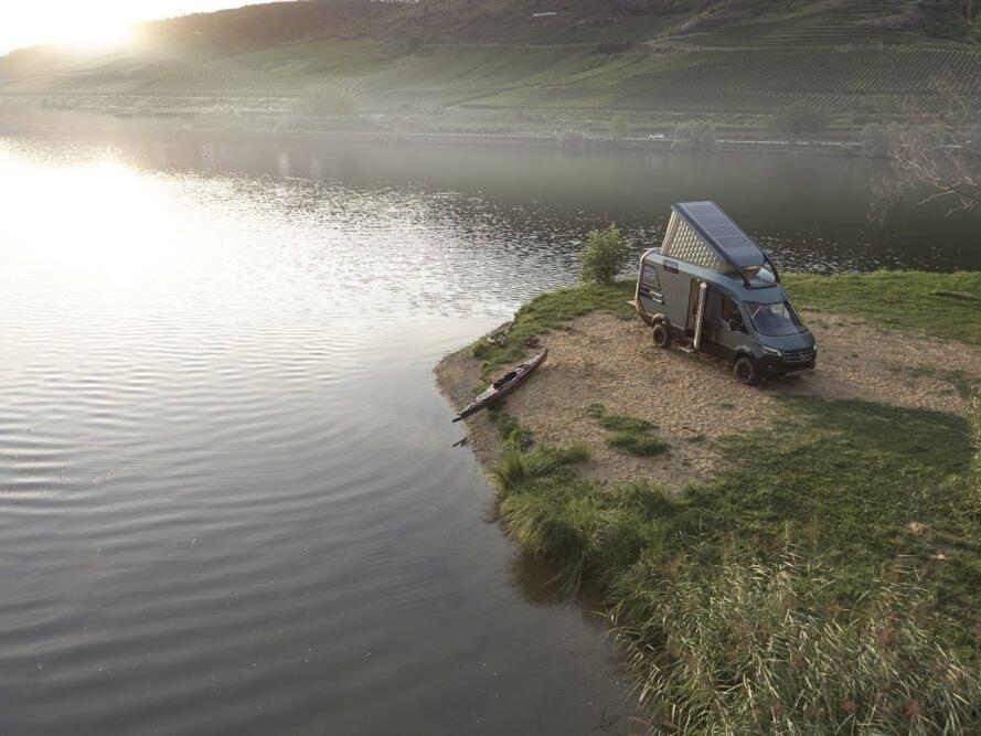 HYMER Vision Venture Camper Van
