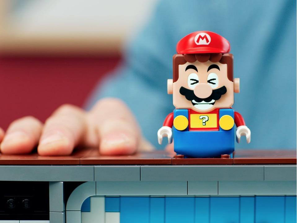 Nintendo NES Set von LEGO