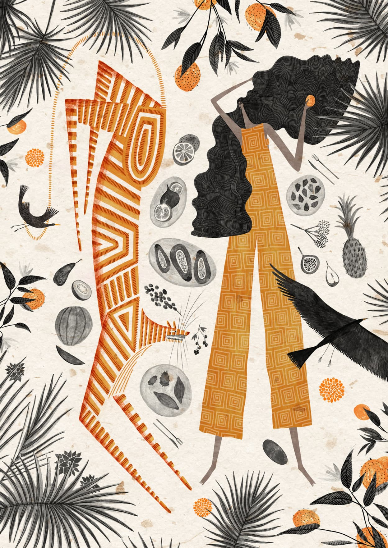 Rosanna Tasker Illustrationen