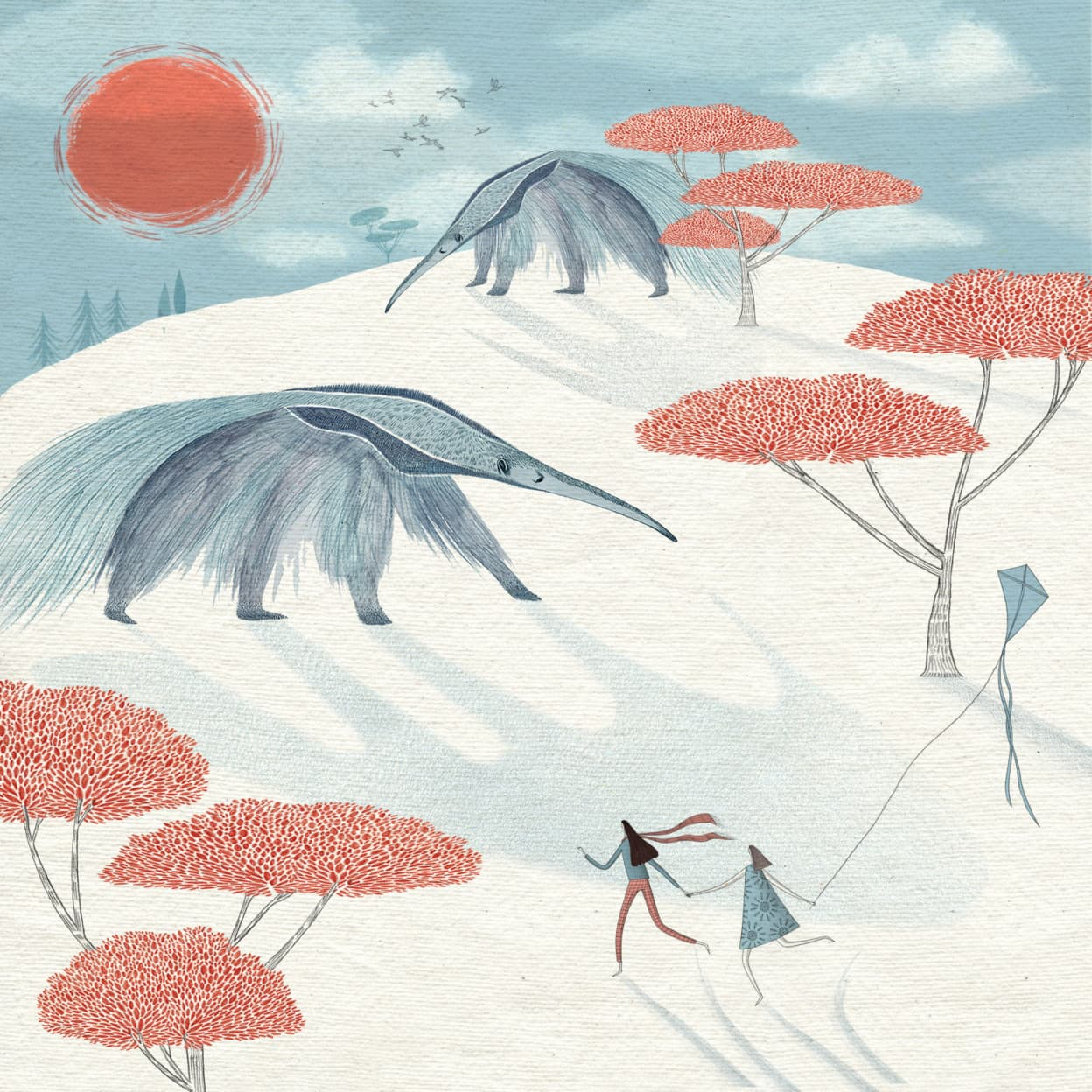 Rosanna Tasker Illustrationen
