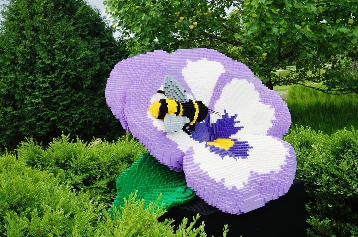 Sean Kenney - Tierfiguren aus LEGO